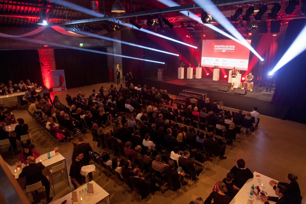 futec AG Referenz Westfälischer Gastronomiepreis