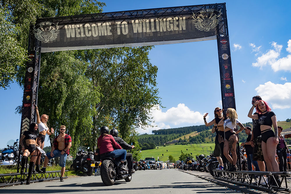 futec AG Referenz Bike Week Willingen