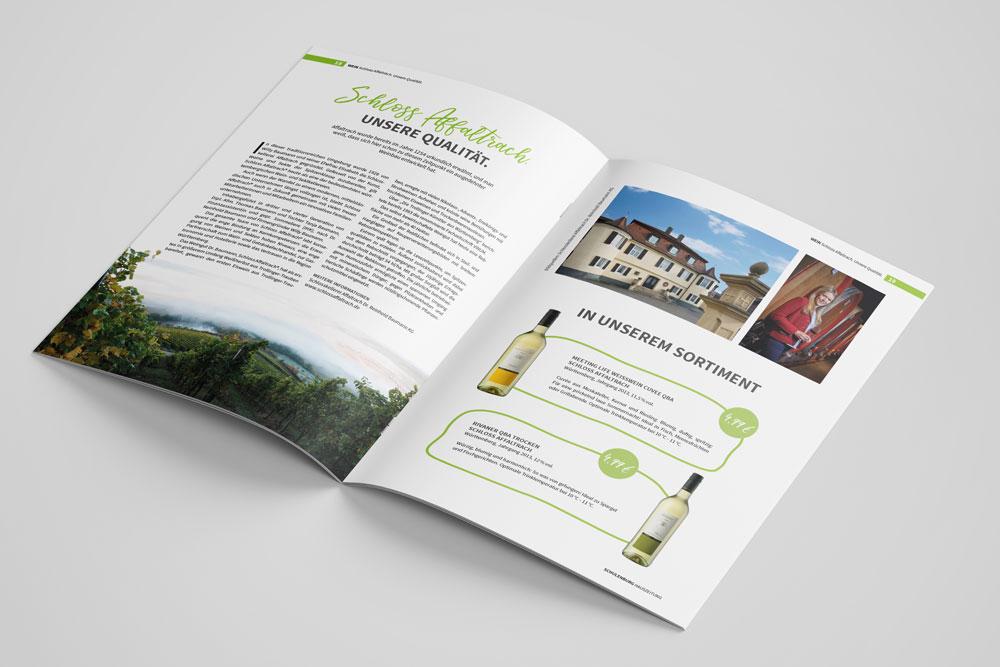 futec AG Referenz Schulenburg Magazin