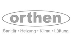 futec AG Referenz Orthen Logo