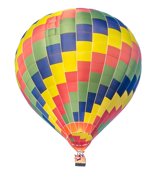 futec AG Heißluftballon